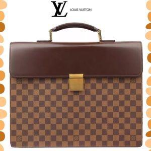 Authentic Louis Vuitton Altona Briefcase GM